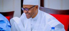 Buhari Celebrates Soun 0f Ogbomosho at 94