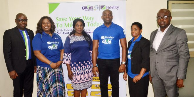 GAIM 4 DRAWS: 13 New Millionaires Emerge In Fidelity Bank's Savings Promo, Begin 2020 On A Happy Note