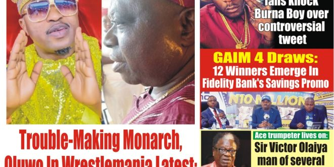 NEWSTHUMB MAGAZINE: LATEST EDITION GET YOUR COPY FROM NEWSSTANDS TODAY