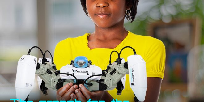 UNION BANK : The Search for the Next Robotics Legend is on!!!